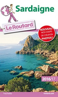 Guide du Routard Sardaigne 2016/2017