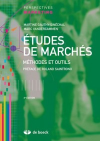 Etudes de marchés : Méthodes et outils