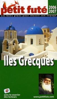 Le Petit Futé des Iles Grecques