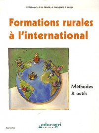Formations rurales à l'international : Méthodes et outils