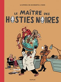Le Spirou de ... - tome 11 - La femme Léopard 2/2(Le Maître des hosties noires)  librairie Brusel