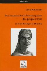 Des femmes dans l'emancipation des peuples noirs