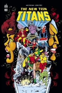 Dc Essentiels - New Teen Titans Tome 2