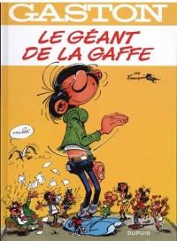 Gaston, Tome 13 : Le géant de la gaffe