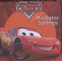 Cars Radiator Springs : Mon livre bain
