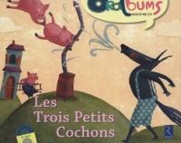 Les Trois Petits Cochons (1CD audio)