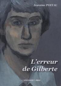 L'erreur de Gilberte