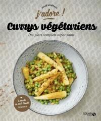 Currys végétariens - j'adore