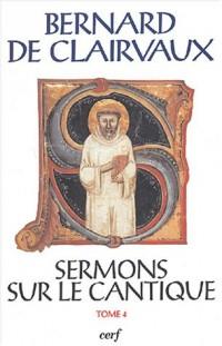 Sermons sur le Cantique, tome 4 : Sermons 51-68