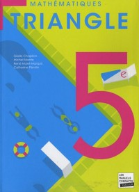 Mathématiques 5e, Triangle