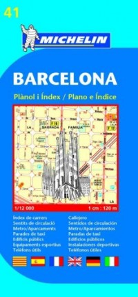 Barcelona : 1/12 000
