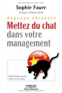 Sagesse chinoise, mettez du chat dans votre management : Savoir bouger, sauter, atterrir et se relever