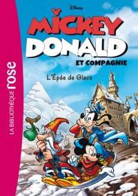 Mickey, Donald et compagnie, Tome 4 : L'épée de glace