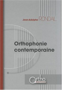 Orthophonie contemporaine