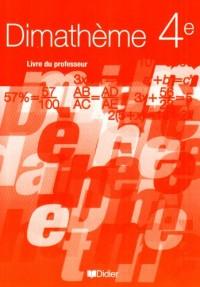 Dimatheme 4e ed 2007 Livre du Professeur