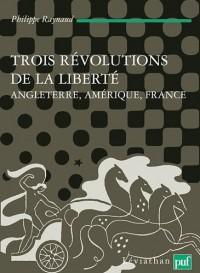 Trois révolutions de la liberté