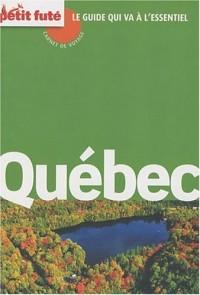 Le Petit Futé Québec