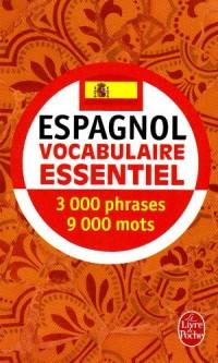 Espagnol : Vocabulaire essentiel