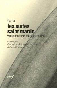 Les suites saint martin : Variations sur la feuille d'acanthe