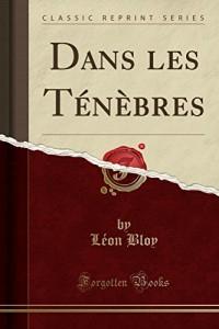 Dans Les Ténèbres (Classic Reprint)