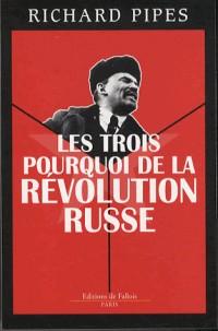 Les trois pourquoi de la Révolution russe