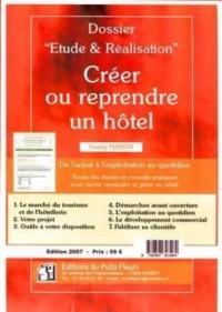 Créer ou reprendre un hôtel : De l'achat à l'exploitation au quotidien