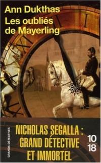 Les oubliés de Mayerling