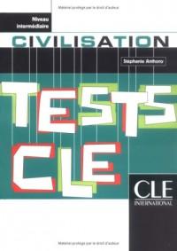 Tests CLE, Civilisation (Intermédiaire)