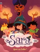 Sara apprentie sorcière, Tome 5 : Gare au fakir !