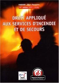 Droit appliqué aux services d'incendie et de secours
