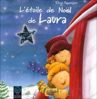 L'étoile de Noël de Laura