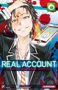 Real Account - tome 06 (6)