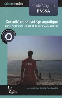 Code vagnon securite et sauvetage aquatique bnssa