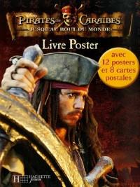 Pirates des Caraïbes : Jusqu'au bout du monde : Livre Poster