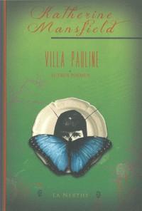 Villa Pauline et autres poèmes