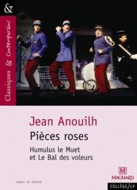 Pièces roses n.110