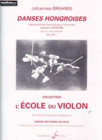 Danses Hongroises Volume 1