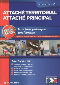 Attaché territorial, attaché principal