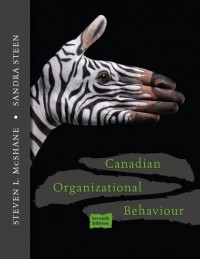 Canadian Organizational Behaviour, 7th Ed. with Connect Access Card