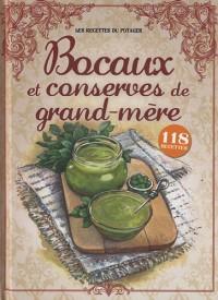 Recettes du Potager Bocaux et Conserves