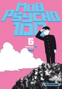 Mob Psycho 100 - tome 06 (6)