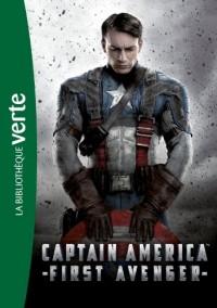 Captain America- le Roman du Film