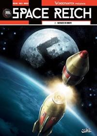 Wunderwaffen présente Space Reich T02 - Rapaces en orbite