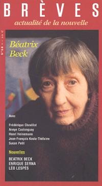 Brèves, N° 68 : Béatrix Beck
