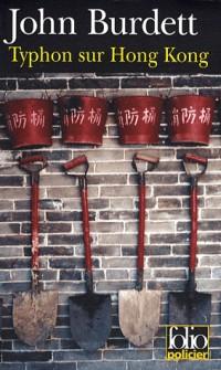 Typhon sur Hong-Kong
