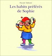 Les habits préférés de Sophie