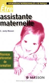 Etre assistante maternelle