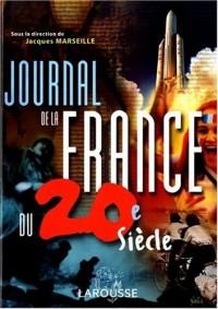 Journal de la France du 20e siècle
