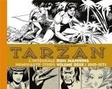 Tarzan : Intégrale Russ Manning Newspaper Strips Volume Deux : 1969-1971