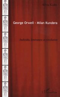 George Orwell, Milan Kundera